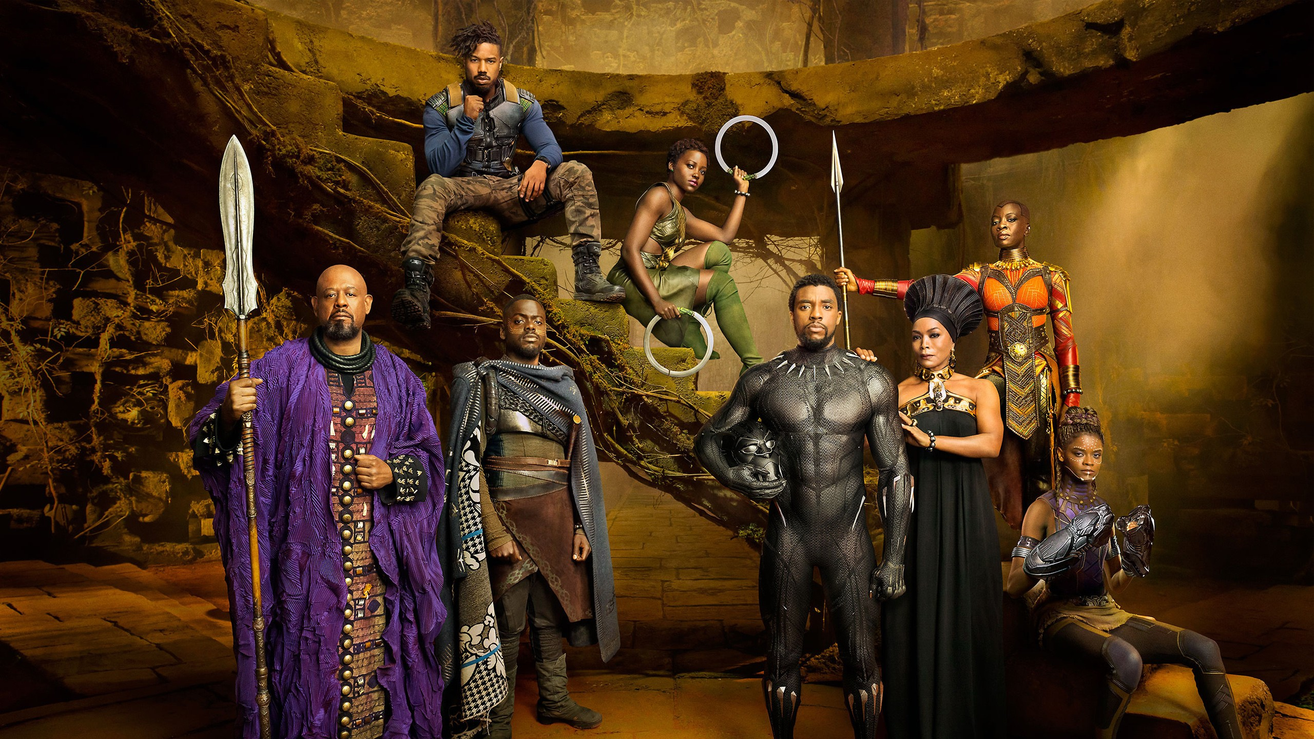 Black Panther Makes Oscar History With Well Deserved Best Picture